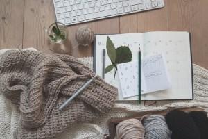 tricot, création, ordinateur