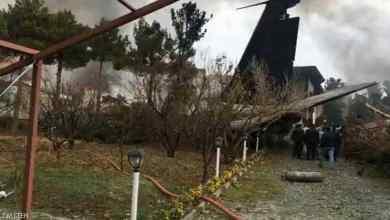 Photo of Iran: un avion-cargo s'écrase avec au moins dix personnes à bord