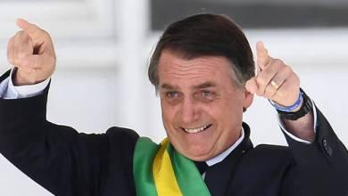 Photo de Brésil : Bolsonaro officiellement investi dans ses fonctions de président