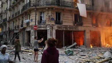 Photo de Explosion de boulangerie à Paris : Le Parquet rectifie le bilan