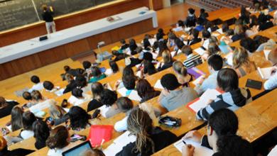 Photo de France: des stars mobilisées contre la hausse des frais universitaires pour les non-Européens