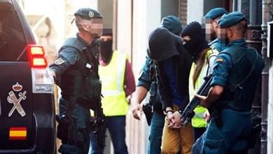 Photo de Malaga : Arrestation d'un Marocain membre présumé de Daech