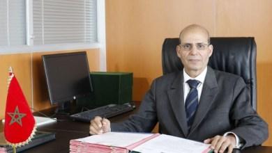 Photo de Habib Idrissi Alami, nouveau secrétaire général du département El Othmani