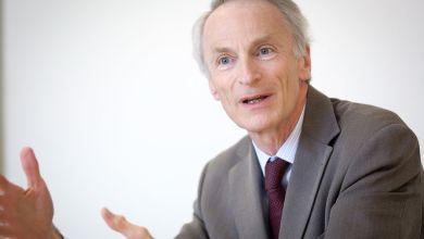Photo de Le patron de Michelin, nouveau président de Renault