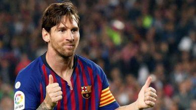 Photo de La statistique folle de Léo Messi après la victoire contre Eibar