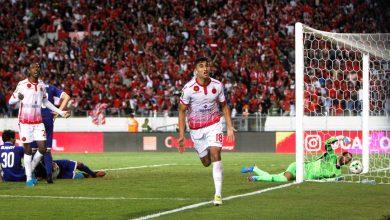 Photo de Ligue des Champions de la CAF: Le Wydad de Casablanca à Pretoria