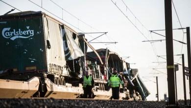 Photo de Danemark : Un accident ferroviaire fait six morts
