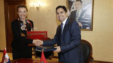 Photo of Trois accords de coopération entre le Maroc et la Croatie