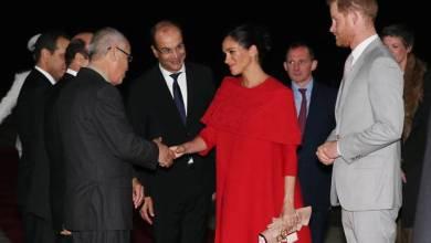 Photo de Arrivée au Maroc du Prince Harry et de son épouse (Photos)