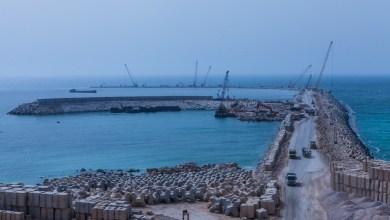 Photo de Port de Safi : Avancement des travaux