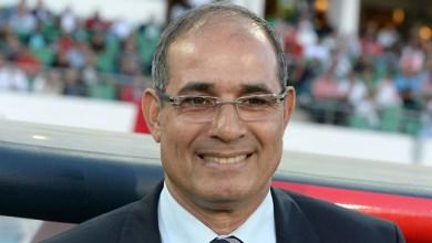 Photo de Badou Zaki nouvel entraîneur du Diffaâ d'El Jadida