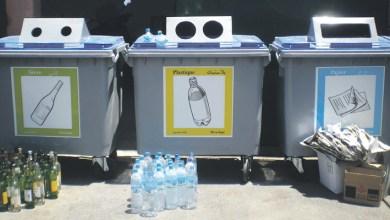 Photo de Tanger : Lancement d'un projet de tri des déchets à la source