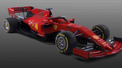 Photo de F1 : La SF90, nouvelle monoplace de Ferrari