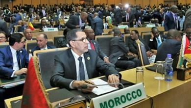 Photo de El Othmani représente le Maroc au 32è sommet de l'Union Africaine