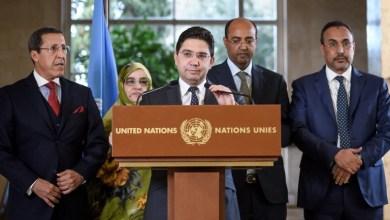 Photo de ONU : Une 2e table ronde sur le Sahara à Genève