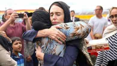 Photo de La Nouvelle Zélande entièrement voilée vendredi