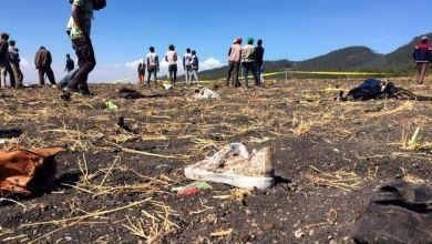 Photo de Crash aérien en Ethiopie: les deux boîtes noires retrouvées