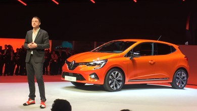 Photo de (VIDEO). Renault Clio 5, star genevoise du losange