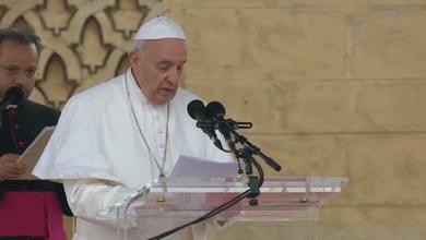 Photo de Le pape met en garde les chrétiens du Maroc contre tout prosélytisme