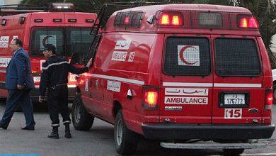 Photo de Décès 16 candidats à l'immigration clandestine dans un accident au nord du Maroc