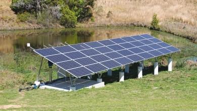 Photo de L'AMEE veut généraliser le pompage solaire