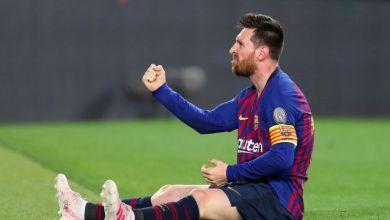 Photo de Malgré l'élimination de Barcelone, Messi reste en tête avec 12 buts
