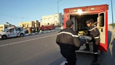 Photo de Bouskoura. Mort par asphyxie de 3 ouvriers dans un canal des eaux usées