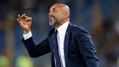 Photo de Départ de l'entraîneur de l'Inter Milan