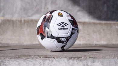 Photo de Umbro signe le ballon officiel de la CAN 2019