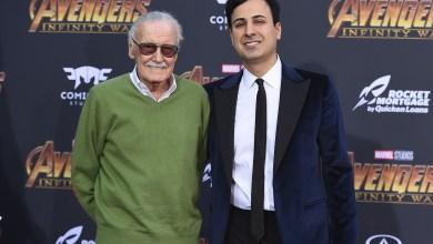 Photo de L'ex-manager de Stan Lee arrêté pour abus de faiblesse