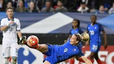 Photo de Mondial féminin. Près de 10 millions de téléspectateurs pour le match d'ouverture