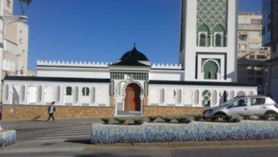 Photo de Une mosquée de Ceuta visée par des tirs