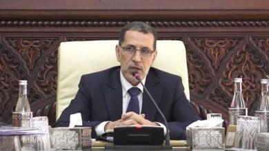 Photo de El Othmani discute le renforcement de la coopération bilatérale avec son homologue tunisien