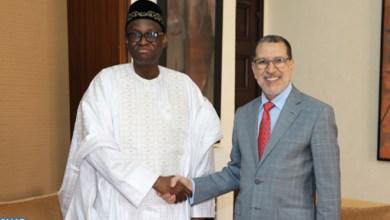 Photo de Le ministre malien des affaires étrangères remercie le Maroc