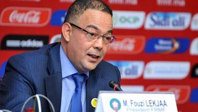 Photo de CAF. La Fédération éthiopienne attaque Lekjaa