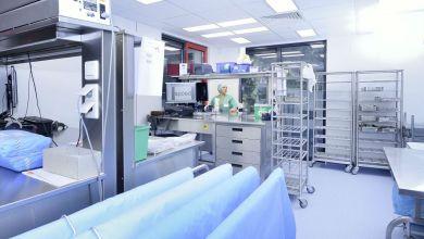 Photo de Diplôme universitaire en stérilisation hospitalière. Les inscriptions ouvertes