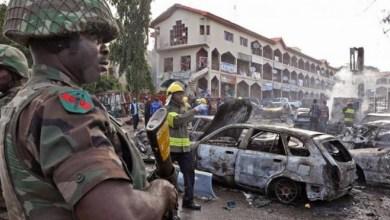 Photo de Un triple attentat suicide au Nigéria fait plus de 30 morts