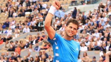 Photo de Roland-Garros. Thiem élimine Djokovic et rejoint Nadal en finale