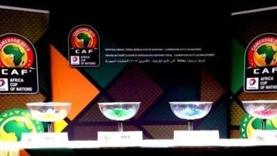 Photo de Éliminatoires du Mondial 2022 : Voici les résultats du premier tirage au sort pour l'Afrique