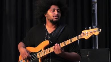 Photo de Mehdi Maouche, le bassiste qui a sauvé Maceo Parker