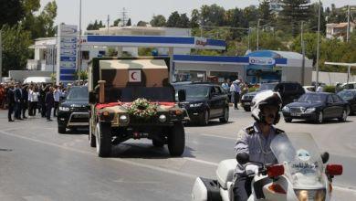 Photo de Le Prince Moulay Rachid représente le Maroc aux funérailles du président tunisien