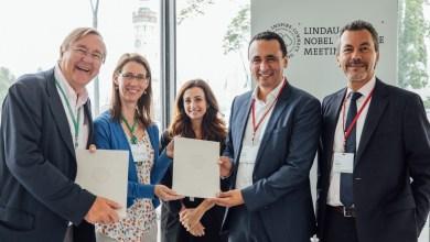 Photo de Partenariat entre Honoris United et les Rencontres des lauréats du Prix Nobel de Lindau en Allemagne