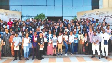 Photo de Oujda. La première université des jeunes africains lancée