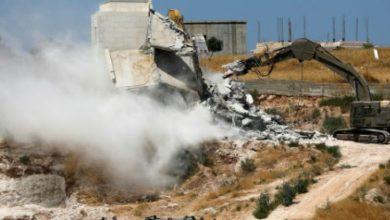 Photo de Israël démolit des maisons palestiniennes près de Jérusalem