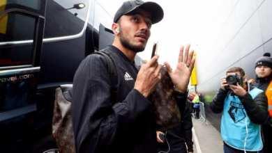 Photo de Disqualification du Maroc. Romain Saiss parle de «sentiment de honte»