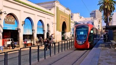 Photo de Casablanca. Le Marché central sera transformé en marché gastronomique