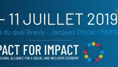 Photo de Le Maroc participe à Paris au 1er Sommet Pact for Impact