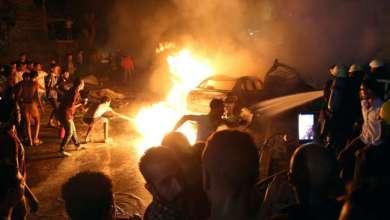 Photo de 19 morts dans une collision entre des voitures au Caire