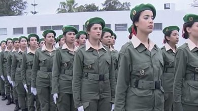 Photo de Les FAR accueillent les premiers appelés au service militaire