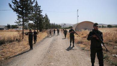 Photo de Quatre morts lors d'un échange de tirs entre la police et des terroristes enTunisie